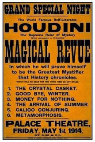 More Houdini Real Magic