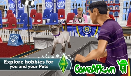 The Sims FreePlay v5.12.0 hack full tiền cho Android