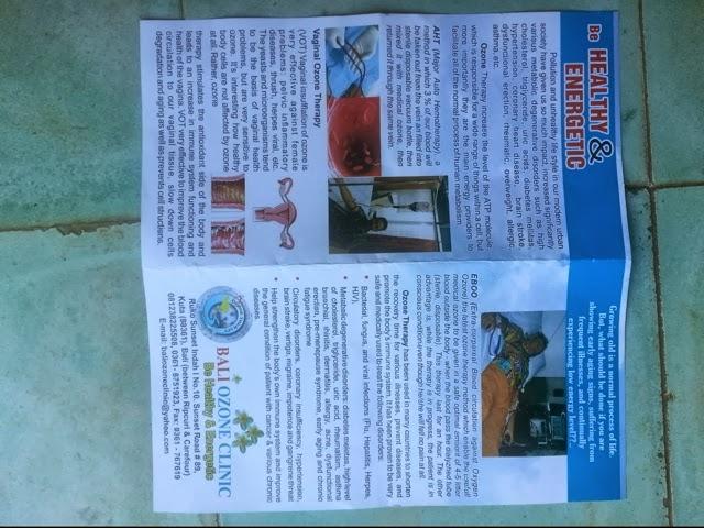 Details for Bali Ozone Clinic | My Guru Lyme Disease