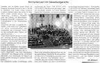 Bericht Kirchenkonzert