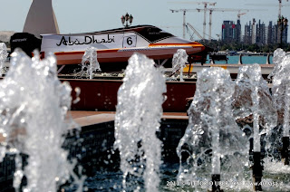 F1 H2O GRAND PRIX OF ABU DHABI 2011