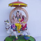lord ganesh family album