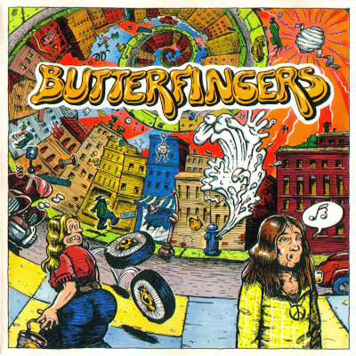 Butterfingers ~ 1970 ~ Butterfingers