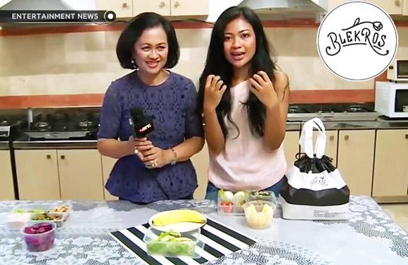 """Pengalaman diet mayo vita siregar hingga menjadi owner catering diet mayo """"BLEKROS"""""""