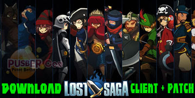 Download Gemscool Lost Saga, Game Online Lost Saga