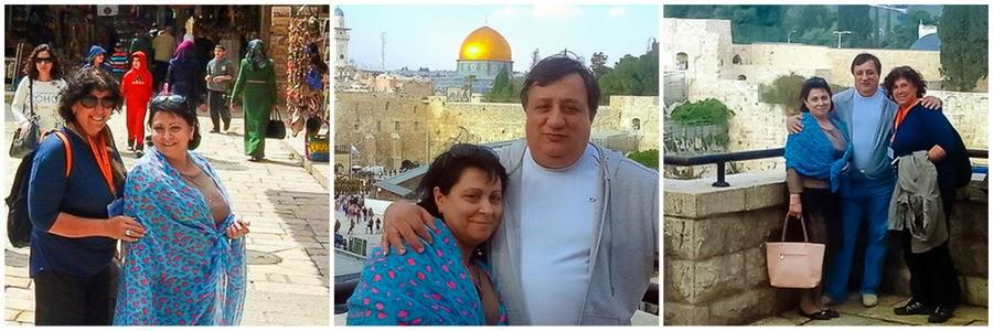 Отзыв на экскурсию гида в Иерусалиме Фиалковой