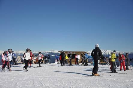 FOLGARIA (TN): tutto esaurito per le vacanze di Natale e l'inizio del 2013