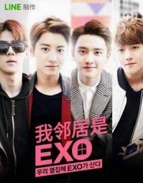 EXO nhà kế bên 2015 - EXO Next Door