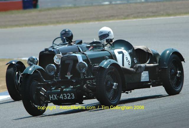 Aston Martin LM7, 1931 г.