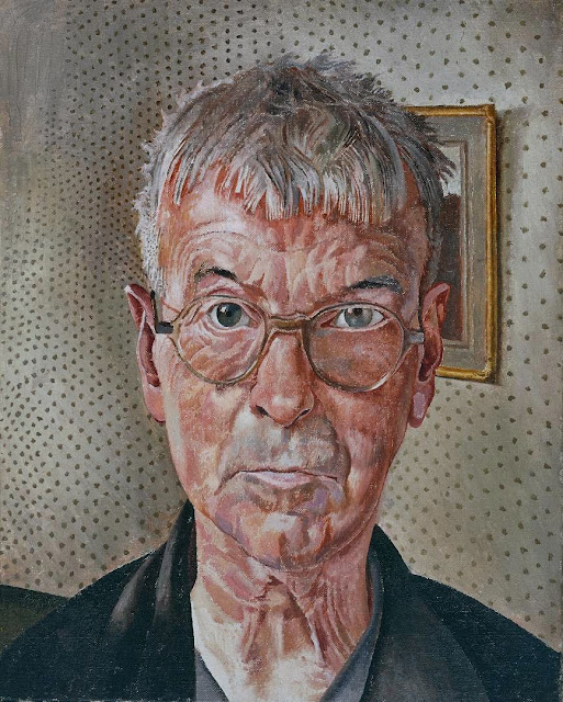 Stanley Spencer - Self-portrait, 1959