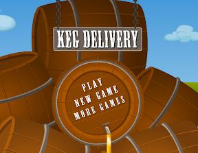 酒箱搬運 Keg Delivery