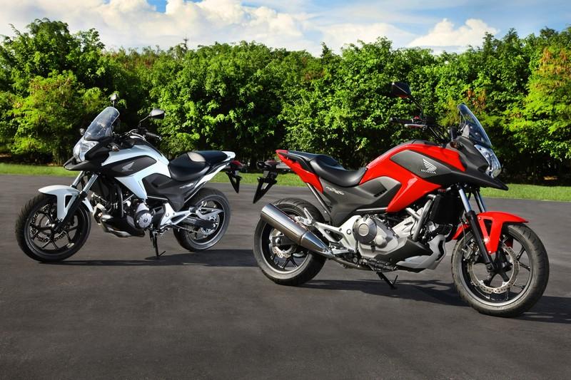 Fotos nova moto Honda NC 700X