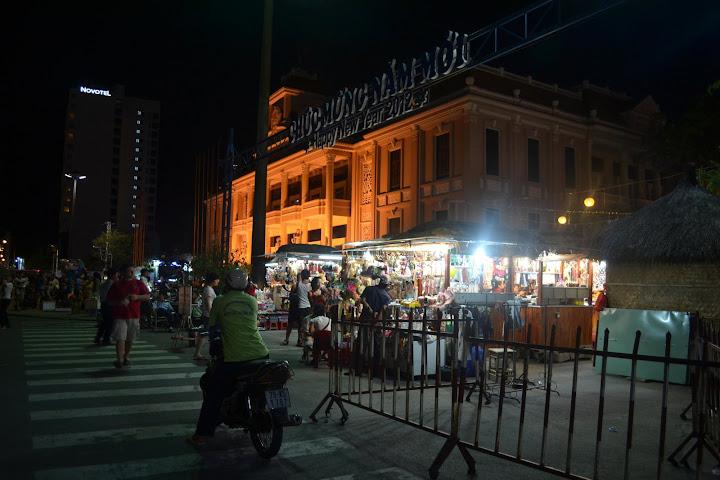Рынок сувениров в Нячанге