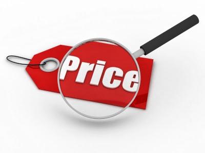 determinar el precio de un producto