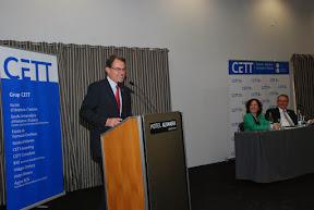 Photography from: El presidente de la Generalitat inaugura las nuevas instalaciones del CETT | CETT