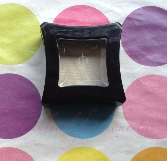 Illamasqua Eyeshadow Shiver Review
