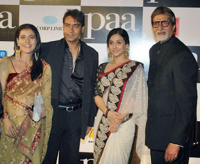 """Amitabh Bachchan in paa"""