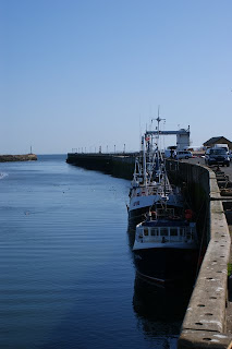 Amble Harbour, Amble Guide, Northumberland