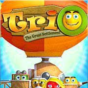 PC Game Trio The Great Settlement