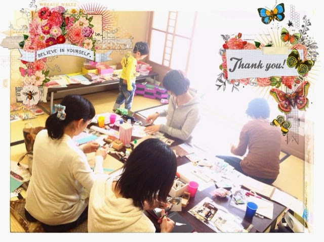ご参加ありがとうございました4/19アルバムカフェ@八王子市台町市民センター