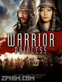 Nữ Hoàng Chiến Binh - Warrior Princess (2014) Poster