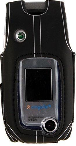 Platinum Skin Case w/Swivel Clip --Sony Ericsson Z520 Z525