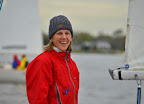 J/22 sailors Sandy Adzick