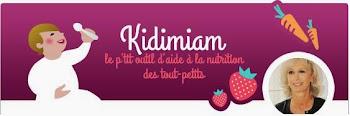 Kidimiam Un petit outil d'aide à la nutrition des tout-petits