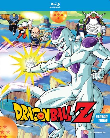 Dragon Ball Z – Temporada 3 [4xBD25]