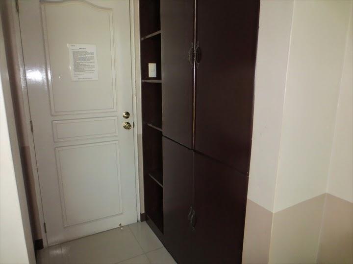 プリンセスマディソンホテル(アンヘレス)ドアとクローゼット