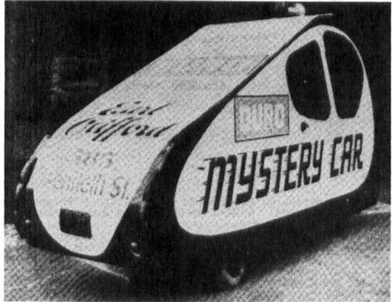 Mystery Car Electric