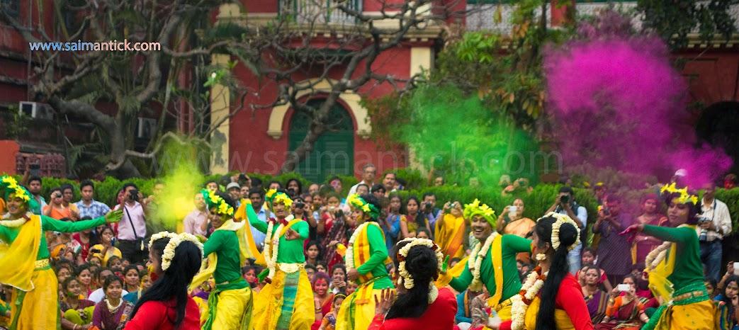 Basanta Utsav 2014