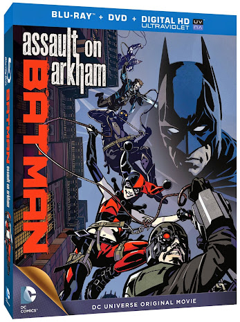 Batman - Assalto em Arkham Dublado Torrent - 1080p / 720p BDRip Bluray DualAudio (2014) Legendado