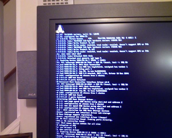 Linux loader