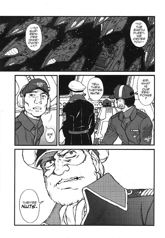 Space Battleship Yamato 2199 Manga Project 『宇宙戦艦ヤマト2199
