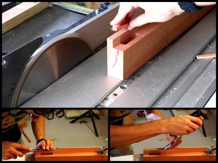Fabrication d'un volet bois pour l'atelier Volet%2Batelier7