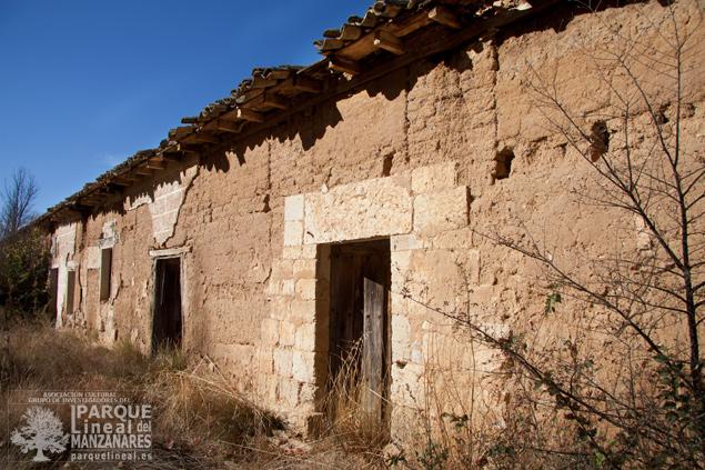 Casa del esclusero, esclusa quinta del Canal de Castilla
