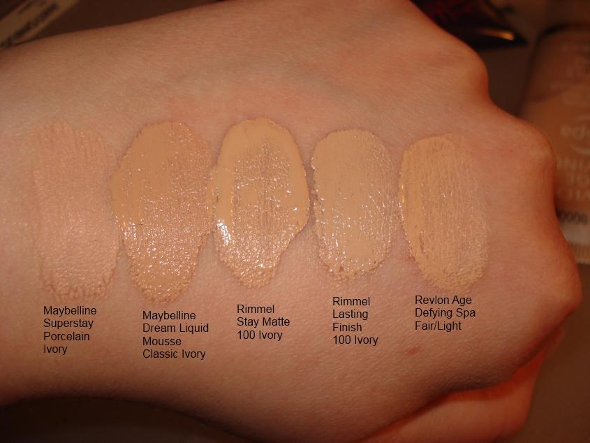 Mufe Mat Velvet Makeup Forever Mat Velvet Foundation In