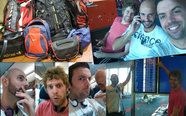 el viaje por ecuador