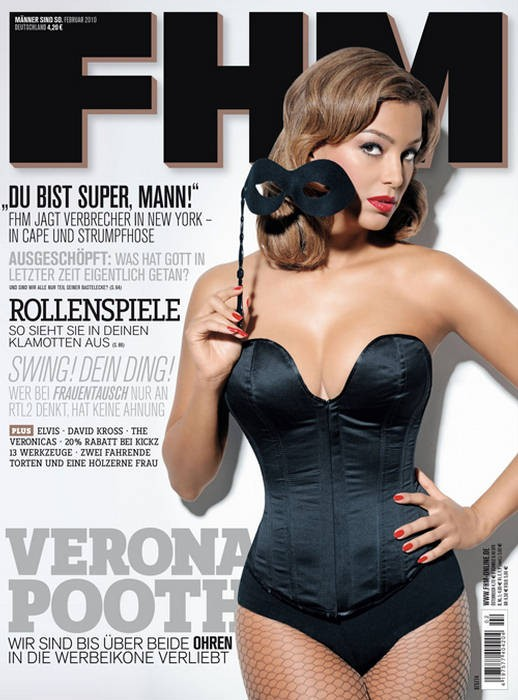 Verona Pooth did FHM, is 41?(celebrities-0photos)0