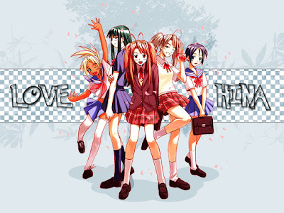 """Love Hina"" Being Re-released by Kodansha Comics?"
