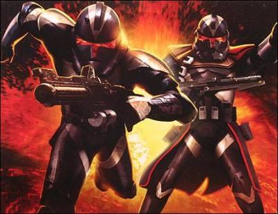 Bildergebnis für Republic Shadow Trooper comic