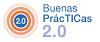 Logotipo Buenas Practicas 2.0