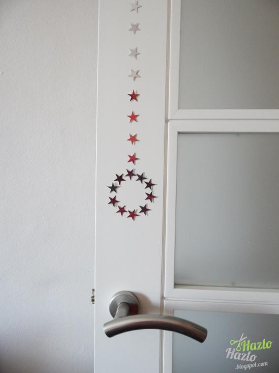C mo decorar las puertas en navidad hazlo hazlo for Como decorar una puerta en navidad