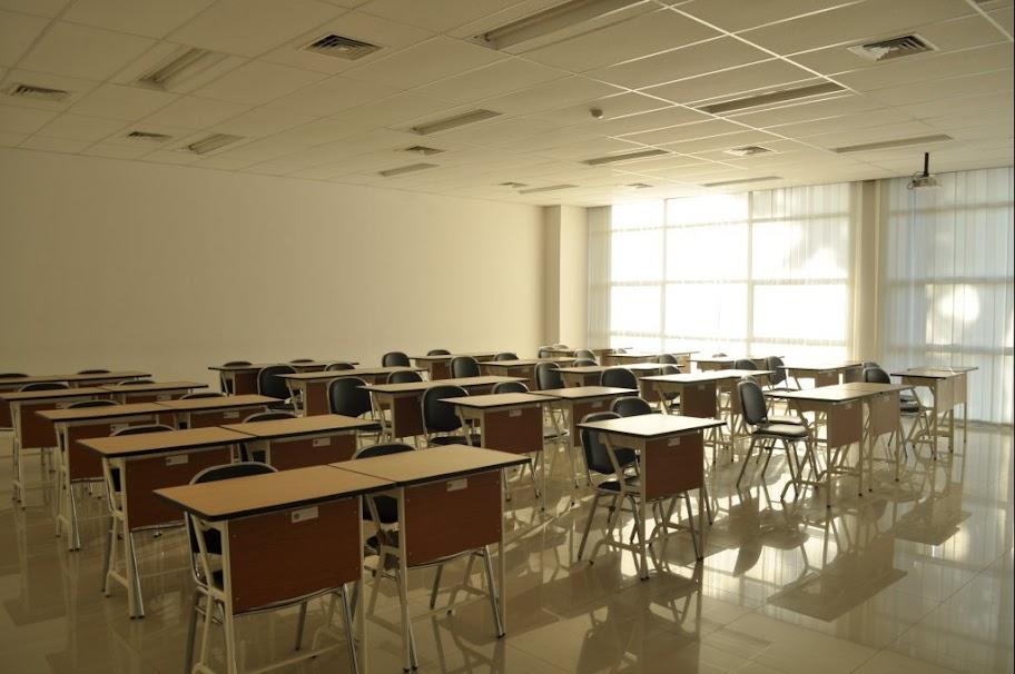 Dalam Kelas Kampus STAN
