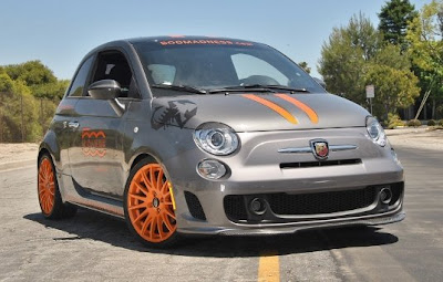 MADNESS Edition ABARTH