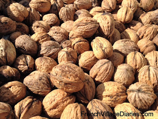 French Village Diaries September France Birthday Walnuts