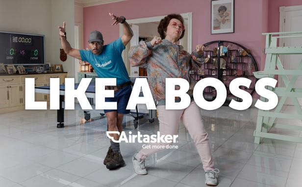 Airtasker Commercial: Cynthia gets her ping pong table delivered and assembled Like A Boss