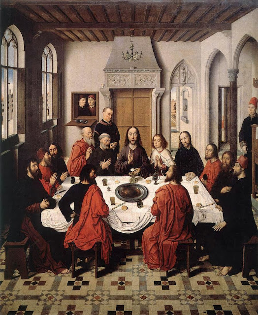 Dieric Bouts - The Last Supper
