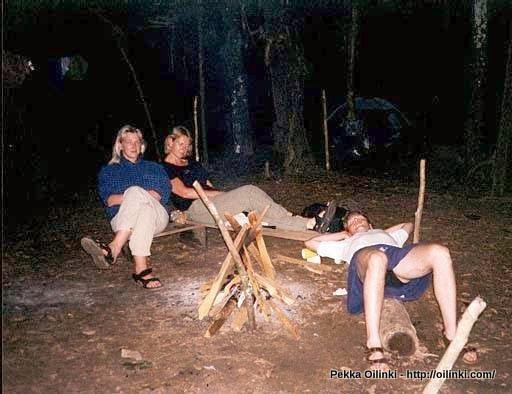 Amazonas Ecuador 1999